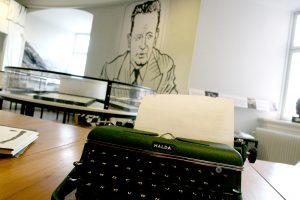 Utställning Dag Hammarskjöld