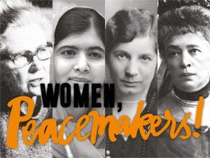 Women Peacemakers utställning